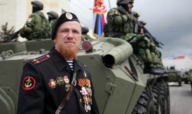 Командир ополчения ДНР Моторола убит вДонецке