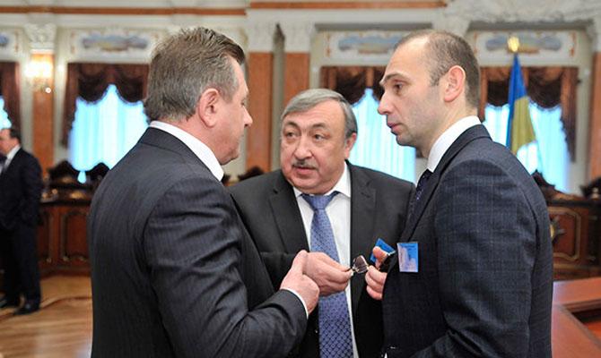 ГПУ передала о сомнении двоим судьям