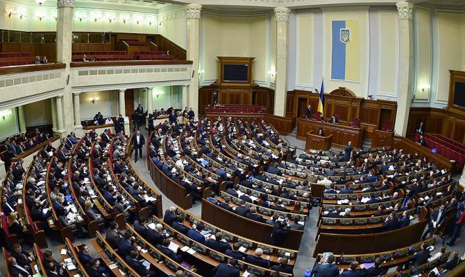 Рада приняла впервом чтении законодательный проект о цельном реестре военнообязанных