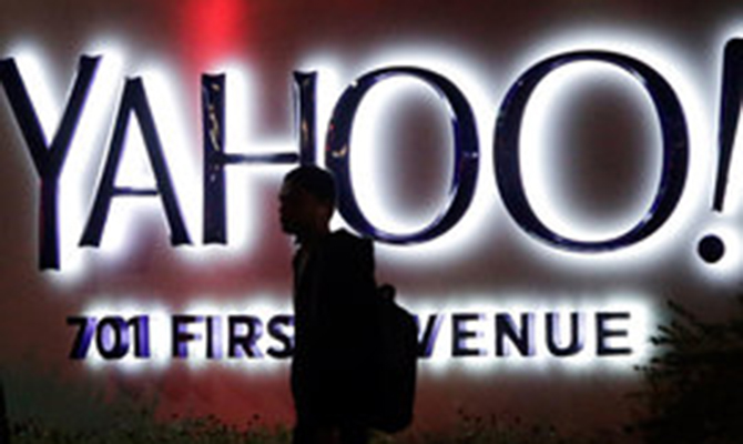 Чистый убыток Yahoo! за9 месяцев составил $373,37 млн.