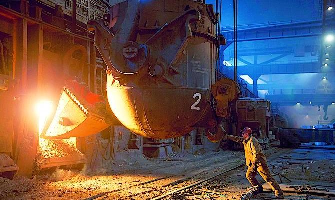 Рост индустрии вУкраинском государстве удерживается науровне 2% — Госстат