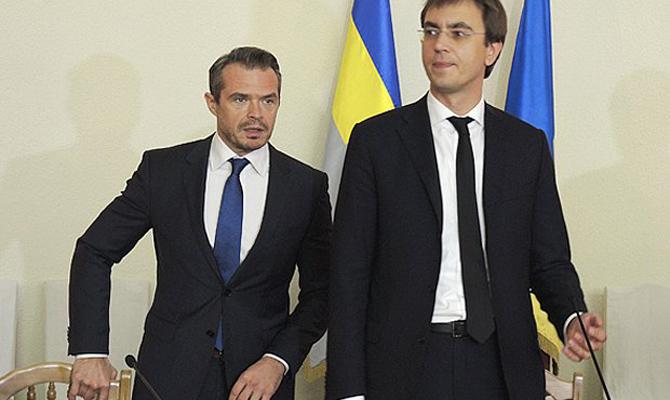 Владимир Омелян представил нового руководителя «Укравтодора»