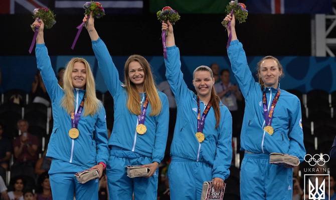 Украинки завоевали «бронзу» наКубке мира пофехтованию