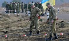 Для разминирования Донбасса задействовали 27 групп и кинологическую службу, - Минобороны