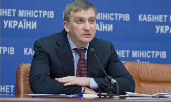 Петренко объяснил украинцам, как «закрыть» недвижимость наСМС-замок