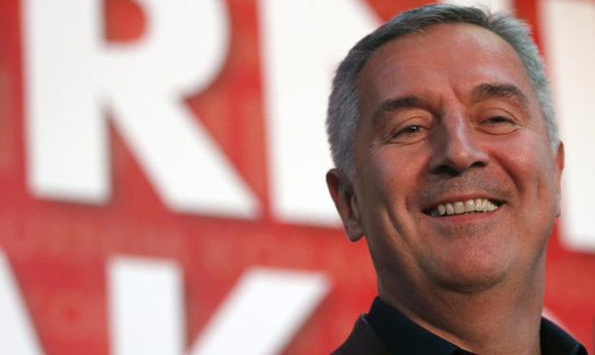 СМИ узнали о вероятном уходе Джукановича споста премьера Черногории
