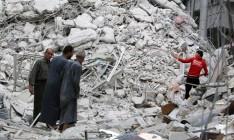 ЕС ввел новый пакет санкций из-за Алеппо
