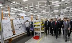 В Житомирской области запустили завод, работающий на Audi, Volkswagen и Porsche