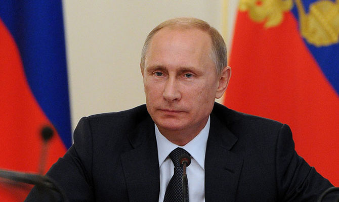 Мыобеспокоены ситуацией сзапасами газа вУкраинском государстве — Путин