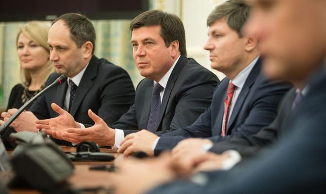 Киев вместе с ООН иМБРР создадут фонд для восстановления Донбасса