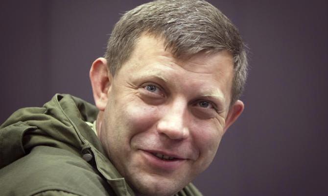 Захарченко отдал приказ боевикам демонтировать «Стирол» наметаллолом