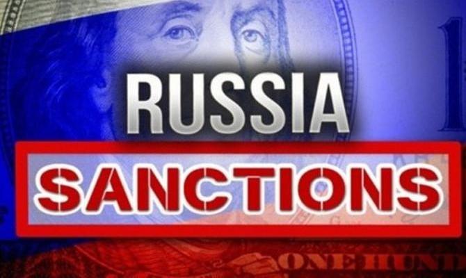 ВУкраинском государстве вступили всилу расширенные санкции противРФ
