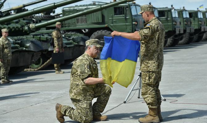 Только 10% срочников: Муженко поведал окомплектации украинской армии