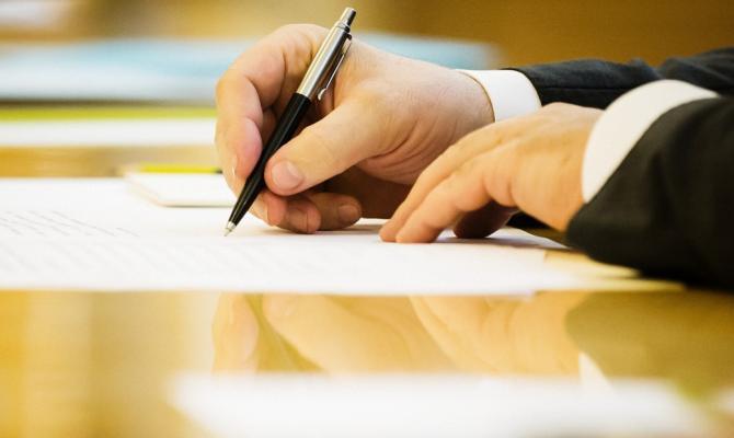 Порошенко ветировал закон из«безвизового» пакета