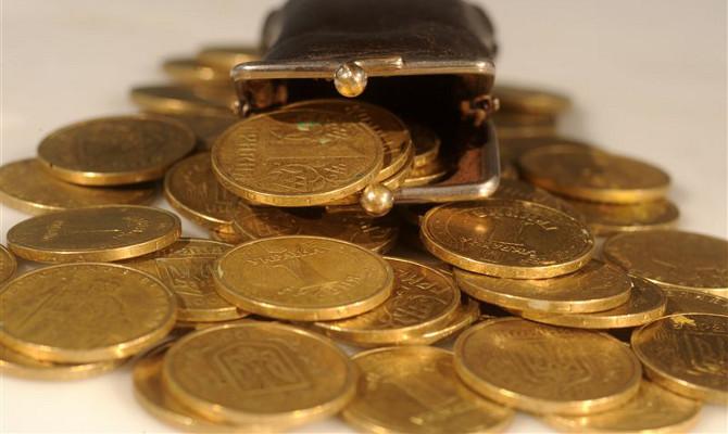Профицит платежного баланса Украины увеличился до $474 млн