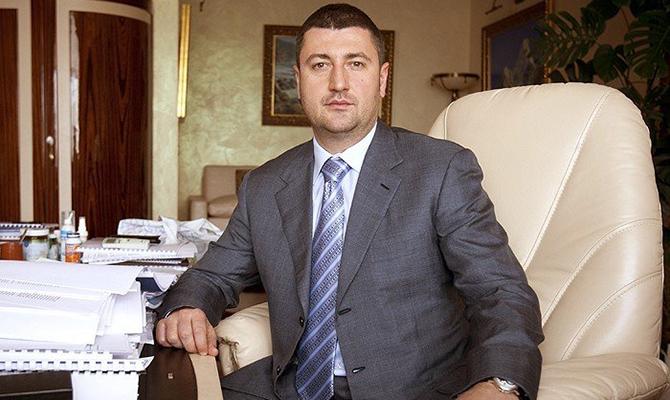 Суд арестовал имущество Бахматюка