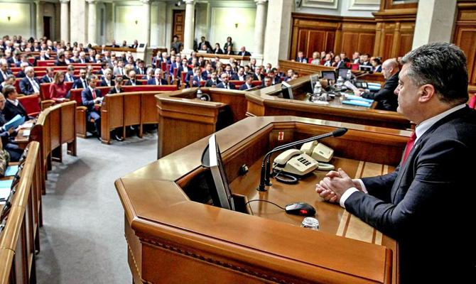 Рада отвергла закон оначислении субсидий пенсионерам иинвалидам