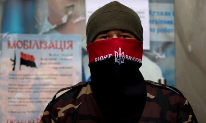 ГПУ подозревает солдата «Правого сектора» по неменее чем 10-ти тяжелым статьям