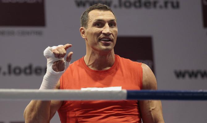 WBA одобрила бой Кличко и Джошуа