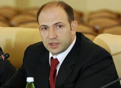 Лев Парцхаладзе ушел сдолжности первого заместителя главы Киевской ОГА