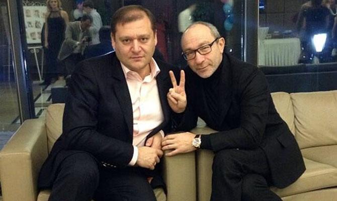 Кернес иДобкин нефигурируют вделах Евромайдана— Горбатюк