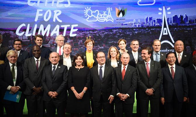 Парижское климатическое соглашение официально вступило всилу