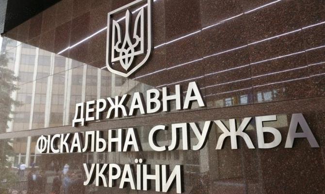 Налоговая изъяла вКиеве технику Аpple на4 млн грн