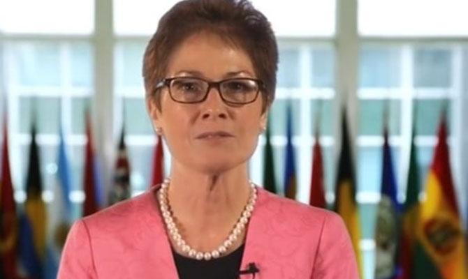 Посол США предложила Киеву сделать антикоррупционный суд