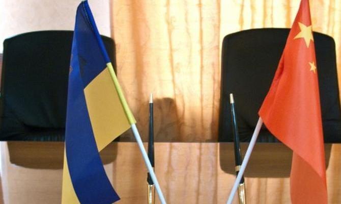 КНР может сделать с Украинским государством зону свободной торговли