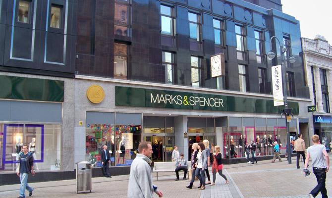 Marks & Spencer закроет свои магазины вЭстонии, работу потеряют 55 человек