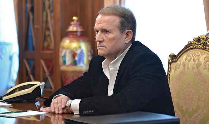 Суд обязал Парубия просить извинения уМедведчука
