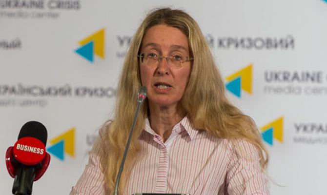 Супрун: в2016-м году вУкраинском государстве будет эпидемия кори