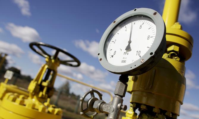 Кабмин пятикратно снизил норму страхового запаса для поставщиков газа