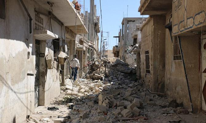 Бомбардировки вАлеппо неостанутся без последствий— США