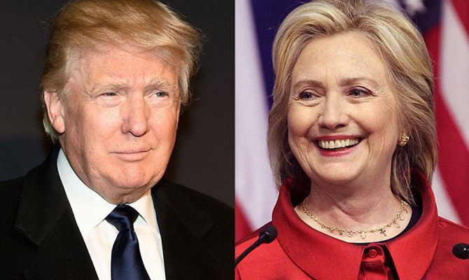 NBC: Дональд Трамп не хочет добиваться восстановления дела опереписке Хиллари Клинтон