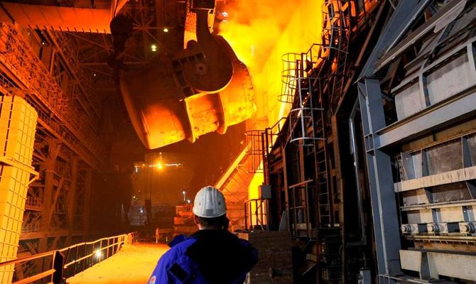 Украина воктябре невернулась вТоп-10 рейтинга мировых производителей стали