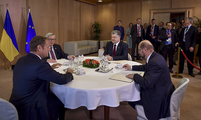 ЕСиУкраина насаммите 24ноября подпишут ряд договоров