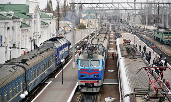 «Укрзализныця» назначила новый поезд Киев— Кременчуг