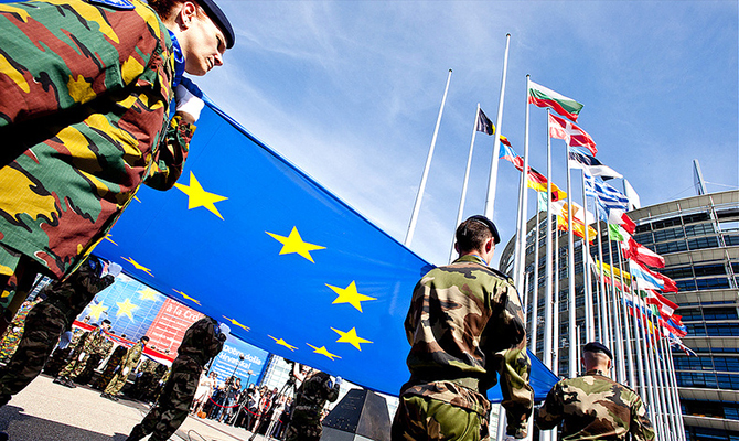 Брюссель изложит планы «турборазгона» оборонных расходов