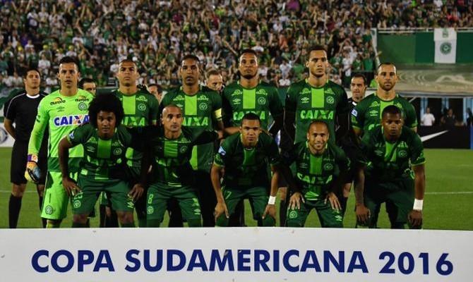 В Колумбии разбился самолет с игроками бразильской команды