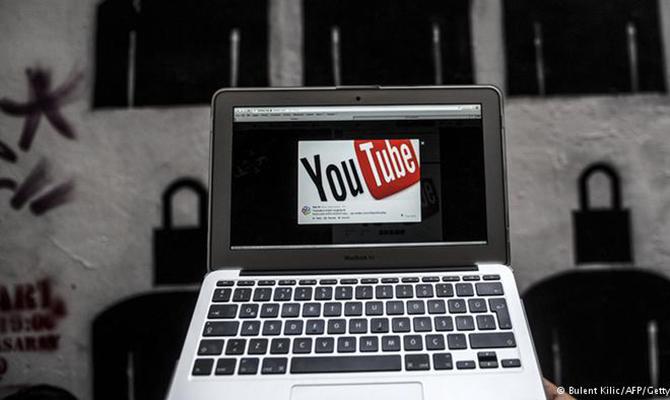 YouTube может уйти из Российской Федерации