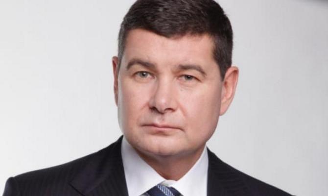 СБУ: Некоторые действия беглого народного депутата Онищенко расцениваются как госизмена