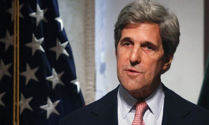 Керри прибыл вГерманию для обсуждения ситуации вСирии и вУкраинском государстве