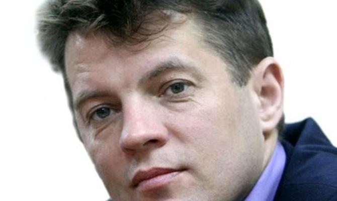 Кремлевский узник Сущенко обратился кОлланду