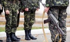 В зоне АТО за сутки ранен 1 украинский военный