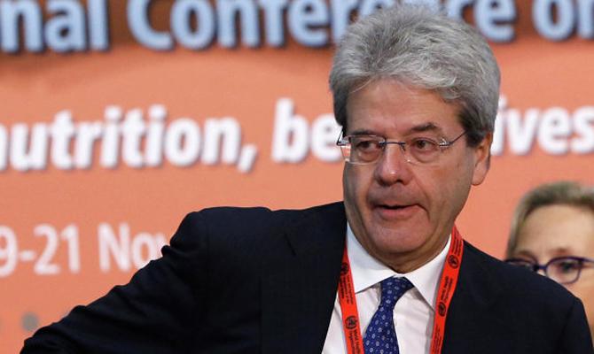 Президент Италии поручил главе МИД сформировать руководство