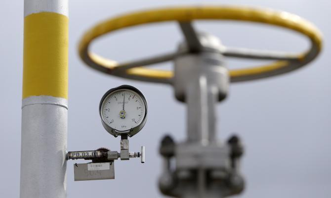 Украина уменьшила запасы газа вПХГ до13 млрд куб.м