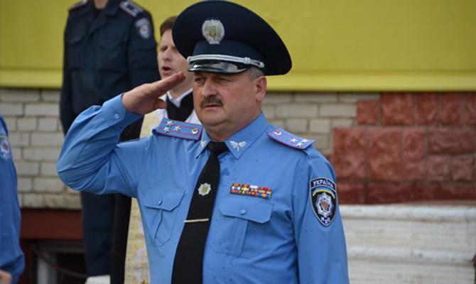 Руководитель Нацполиции Львовской области уходит сосвоего поста