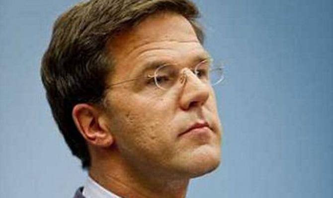 Голландия назвала условия для ратификацииСА между государством Украина иЕС