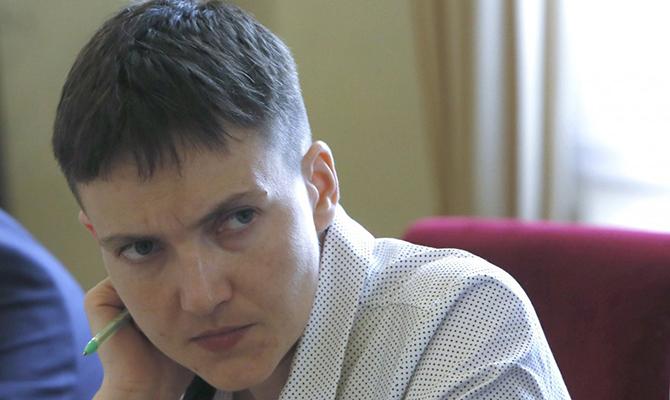 Савченко хотят исключить из«Батькивщины»